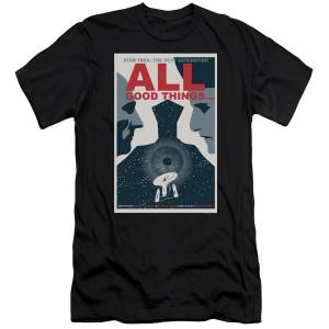 Star Trek The Next Generation All Good Things… T-Shirt