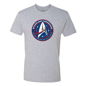 Star Trek Discovery Starfleet Command T-Shirt