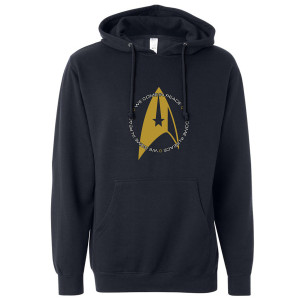 Star Trek Discovery Come in Peace Hoodie