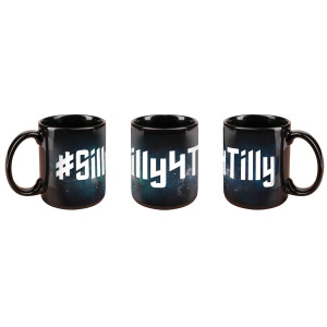 Star Trek Discovery Silly 4 Tilly Mug