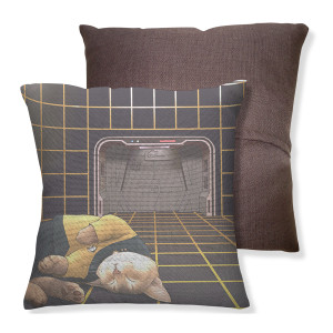Star Trek The Next Generation Cats Throw Pillow