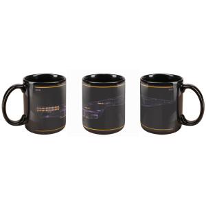 Star Trek The Next Generation LCARS Mug