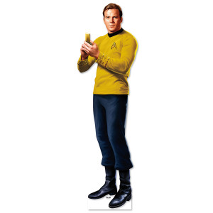 Star Trek The Original Series Kirk Standee