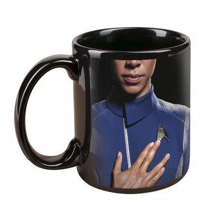 Star Trek Discovery Burnham Salute Mug