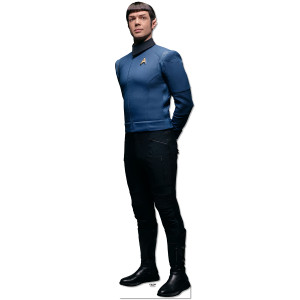 Star Trek Discovery Spock Standee