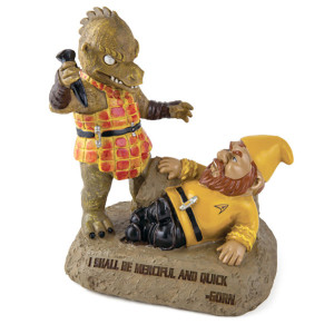 Star Trek Gorn Gnome Statue