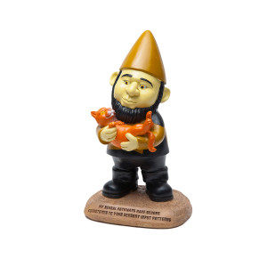 Star Trek Data Gnome Statue