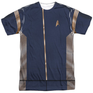 Star Trek Discovery Operations Uniform Costume T-Shirt