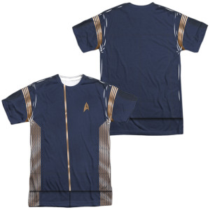 Star Trek Discovery Command Uniform Costume T-Shirt
