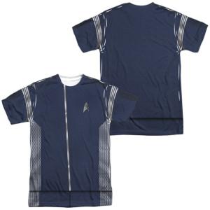 Star Trek Discovery Science Uniform Costume T-Shirt
