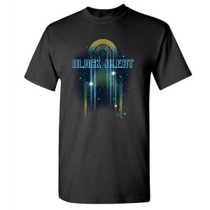 Star Trek Discovery Black Alert T-Shirt