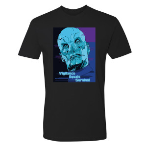 Star Trek Discovery Vigilance Equals Survival T-Shirt