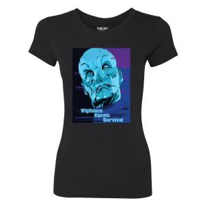 Star Trek Discovery Vigilance Equals Survival Women's T-Shirt