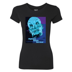 Star Trek Discovery Vigilance Equals Survival Women's T-Shirt