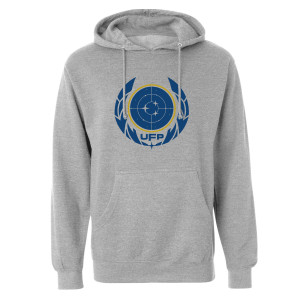Star Trek Discovery UFP Pullover Hoodie
