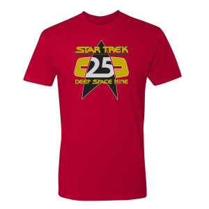 Star Trek Deep Space Nine 25th Anniversary T-Shirt