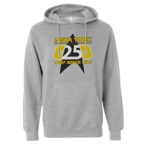 Star Trek Deep Space Nine 25th Anniversary Pullover Hoodie
