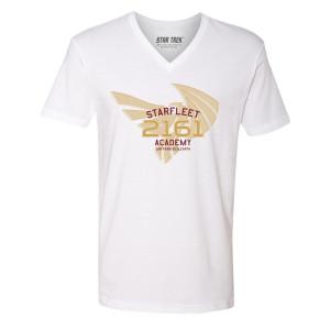 Star Trek Starfleet Academy 2161 V-Neck T-Shirt