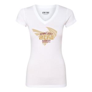 Star Trek Starfleet Academy 2161 V-Neck Women's T-Shirt