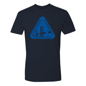 Star Trek Starfleet Academy Logo T-Shirt
