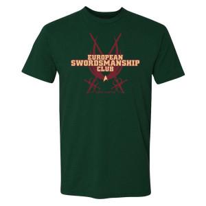 Star Trek Starfleet Academy European Swordsmanship T-Shirt