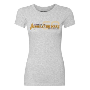 Star Trek Starfleet Academy I Survived Women's T-Shirt