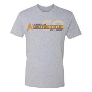 Star Trek Starfleet Academy I Survived T-Shirt