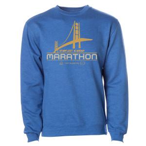 Star Trek Starfleet Academy Marathon Crewneck Pullover
