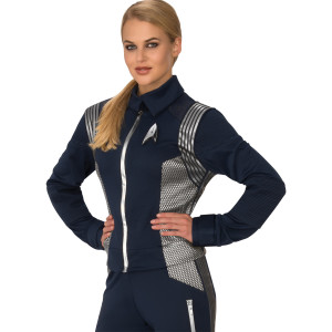 Star Trek Discovery Science Women's Uniform (Silver)