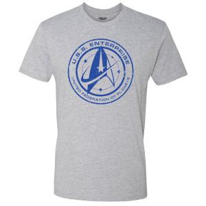 Star Trek Discovery U.S.S. Enterprise T-Shirt