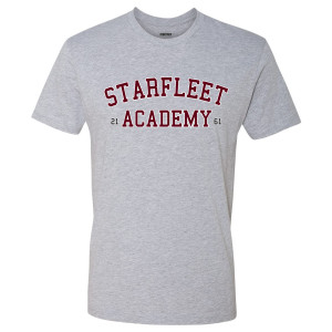 Star Trek Starfleet Academy Varsity T-Shirt