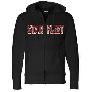 Star Trek Starfleet Zip Up Hoodie