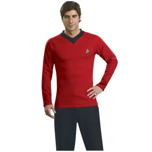 Star Trek Men's Deluxe Scotty Costume
