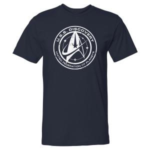 Star Trek Discovery U.S.S. Emblem T-Shirt