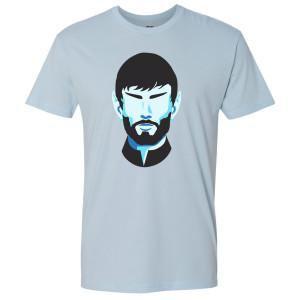 Star Trek Discovery Spock Silhouette T-Shirt