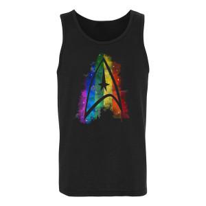 Star Trek Pride Delta Tank (Black)
