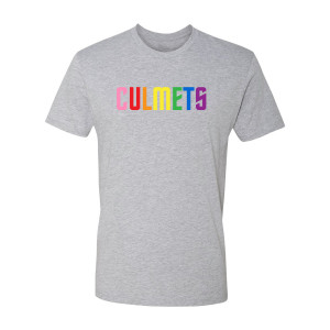Star Trek Pride Culmets T-Shirt (Heather Grey)