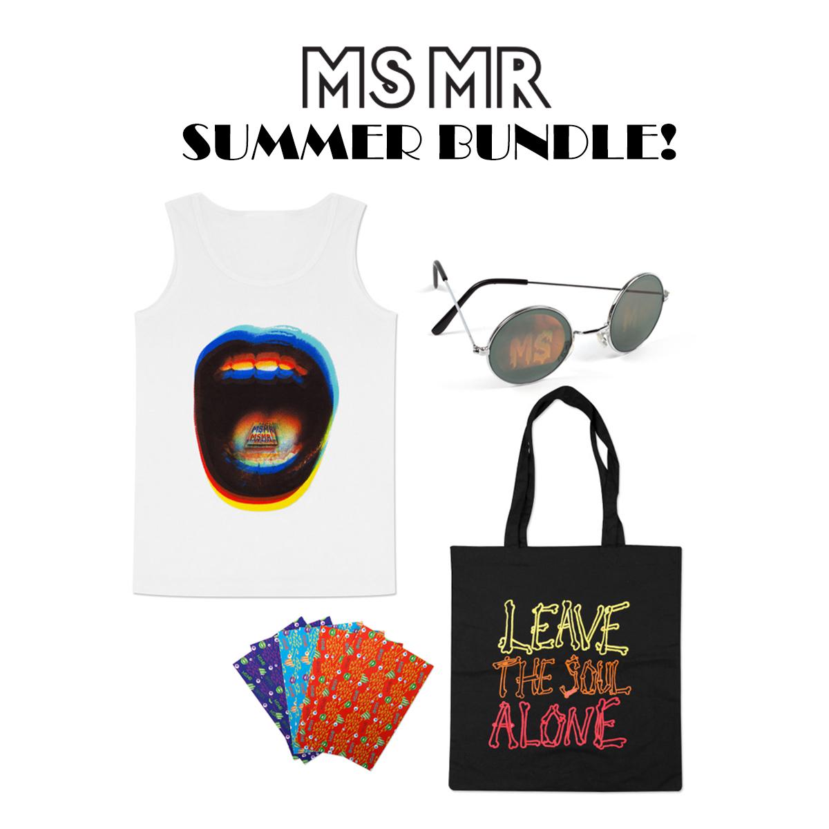 MSMR SUMMER BUNDLE