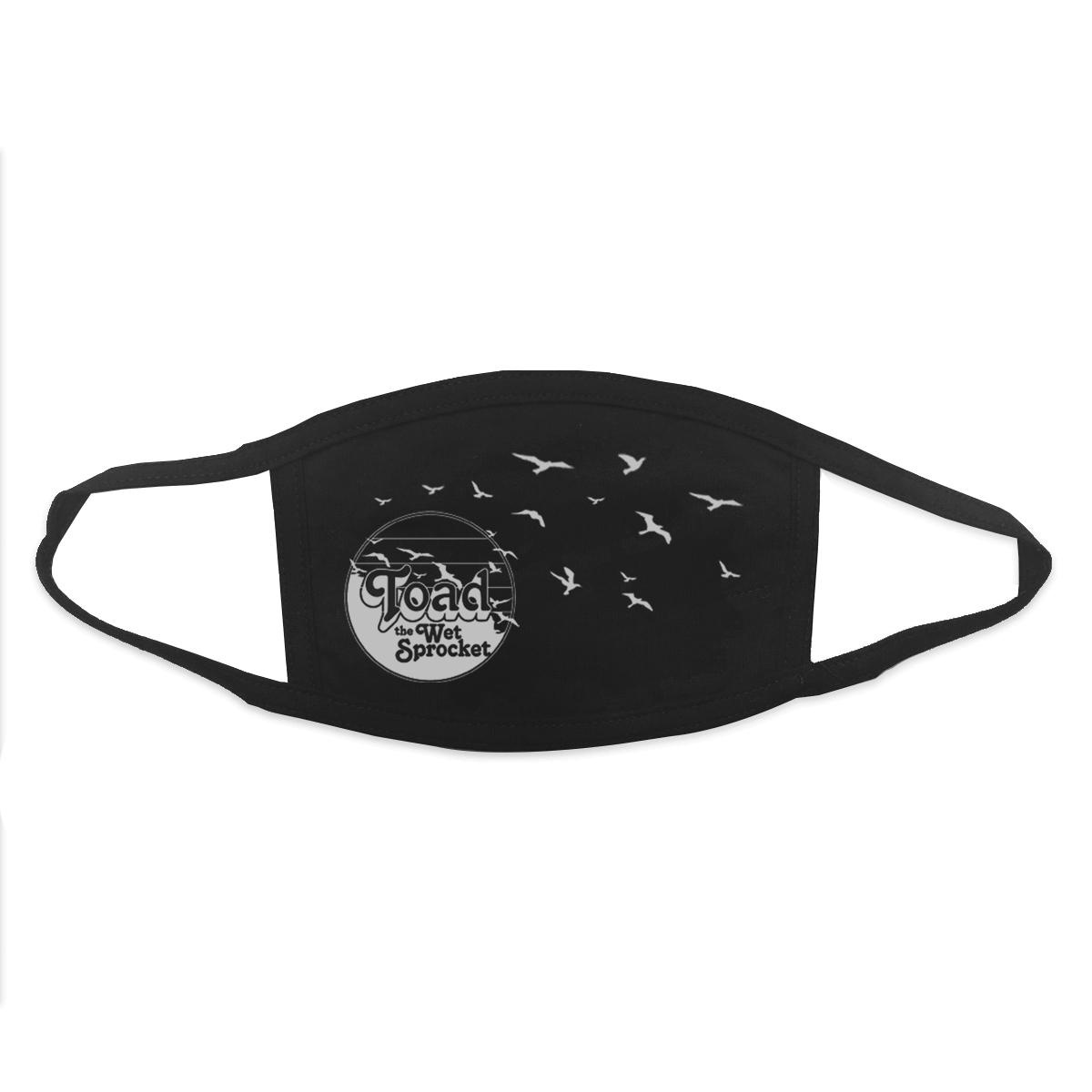Birds Mask – Black