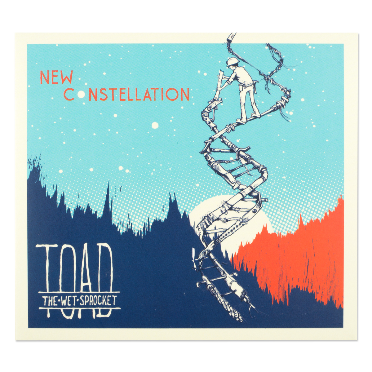 New Constellation CD
