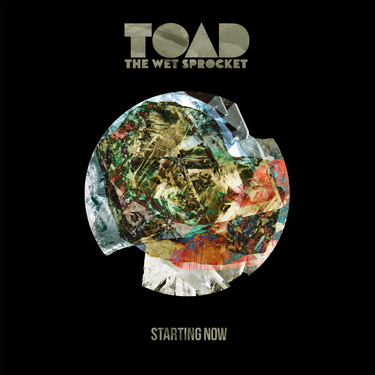 Starting Now CD