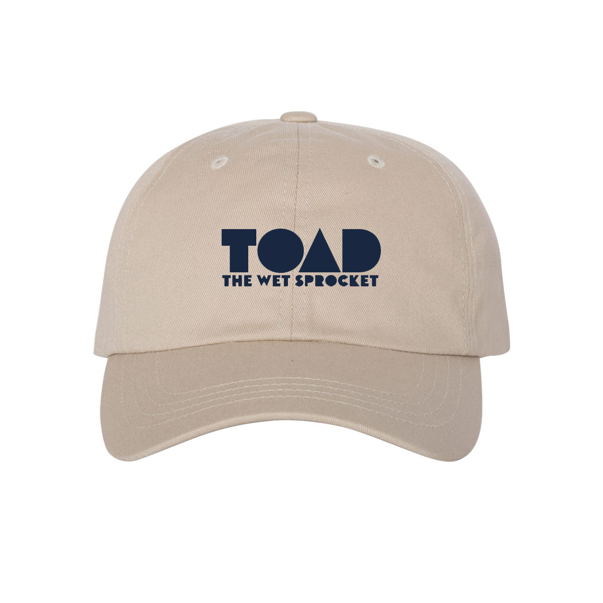 TOAD Dad Hat (Khaki)