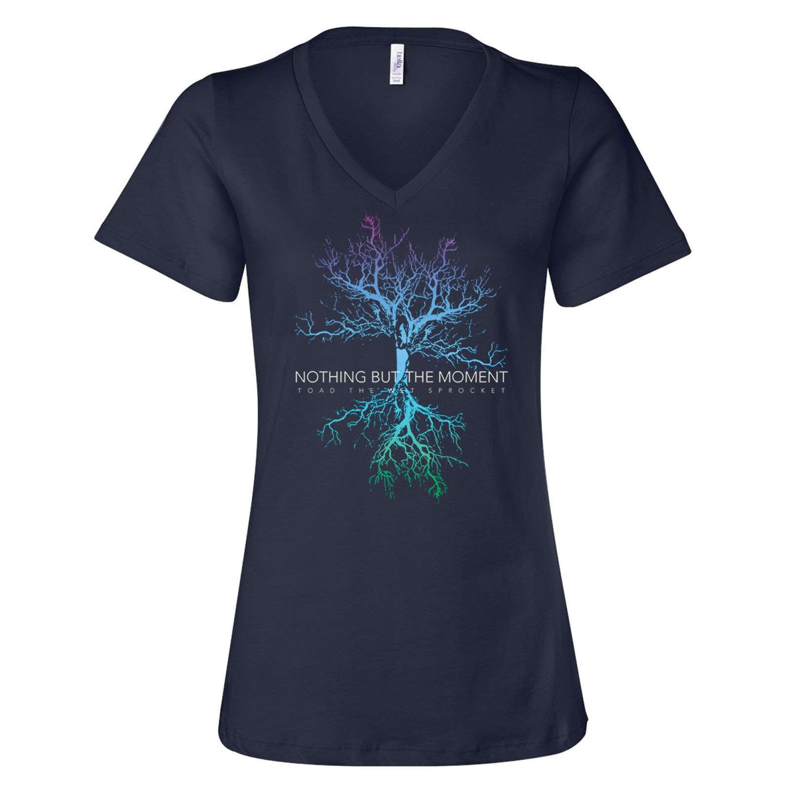 Women's Roots V-Neck T-Shirt