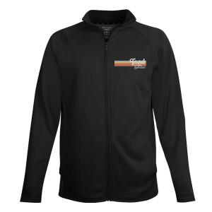 Rainbow Logo Fleece Jacket