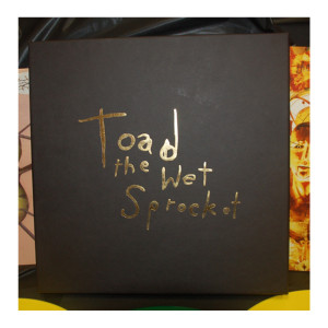 Toad the Wet Sprocket Limited Edition 5 LP Box Set