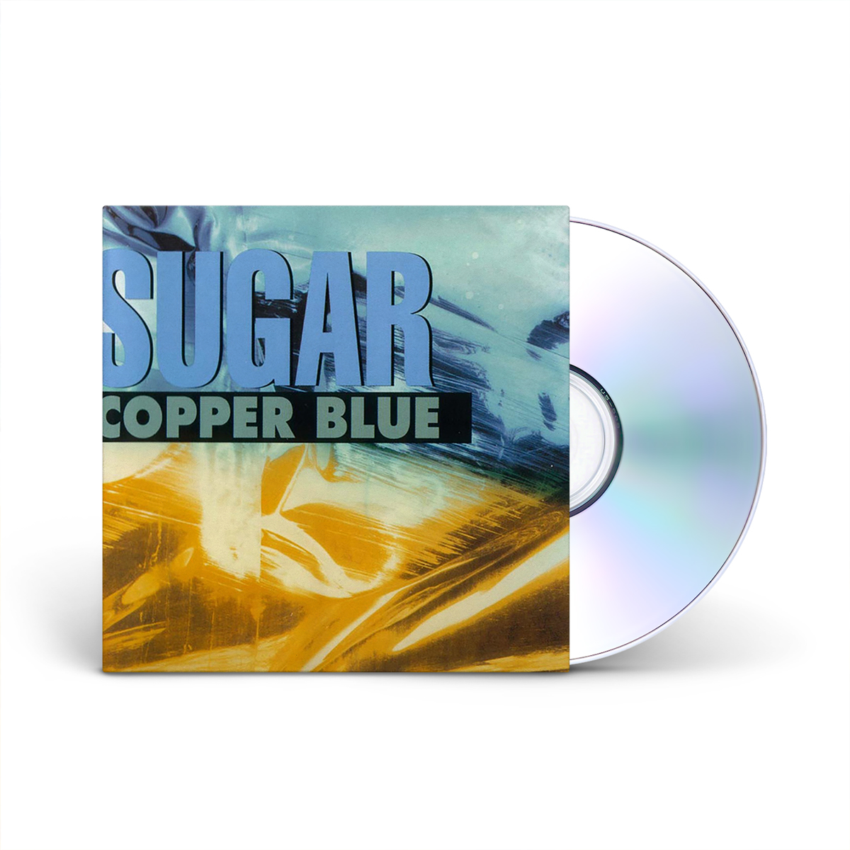 Sugar - Copper Blue CD