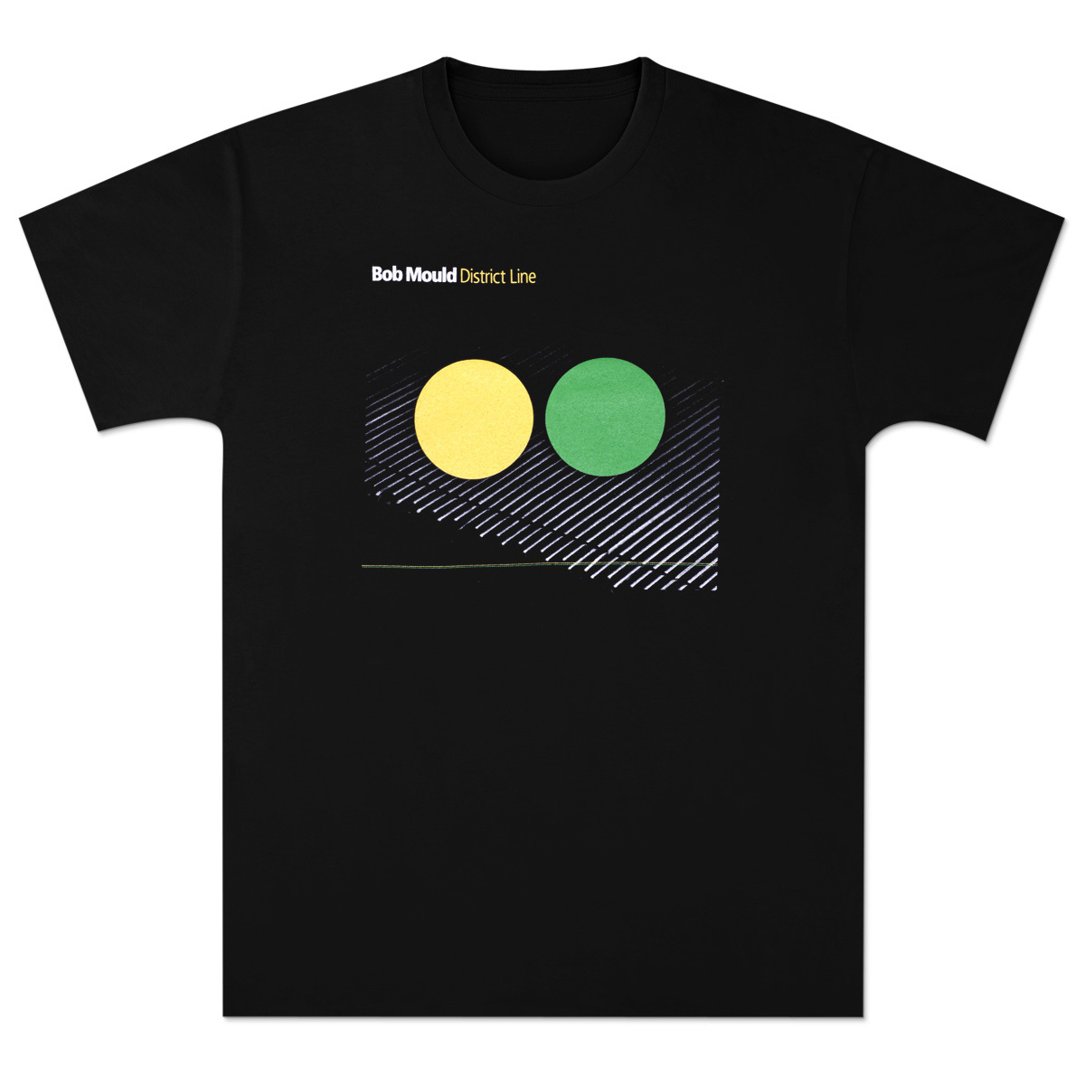 Bob Mould - District Line Unisex T-Shirt