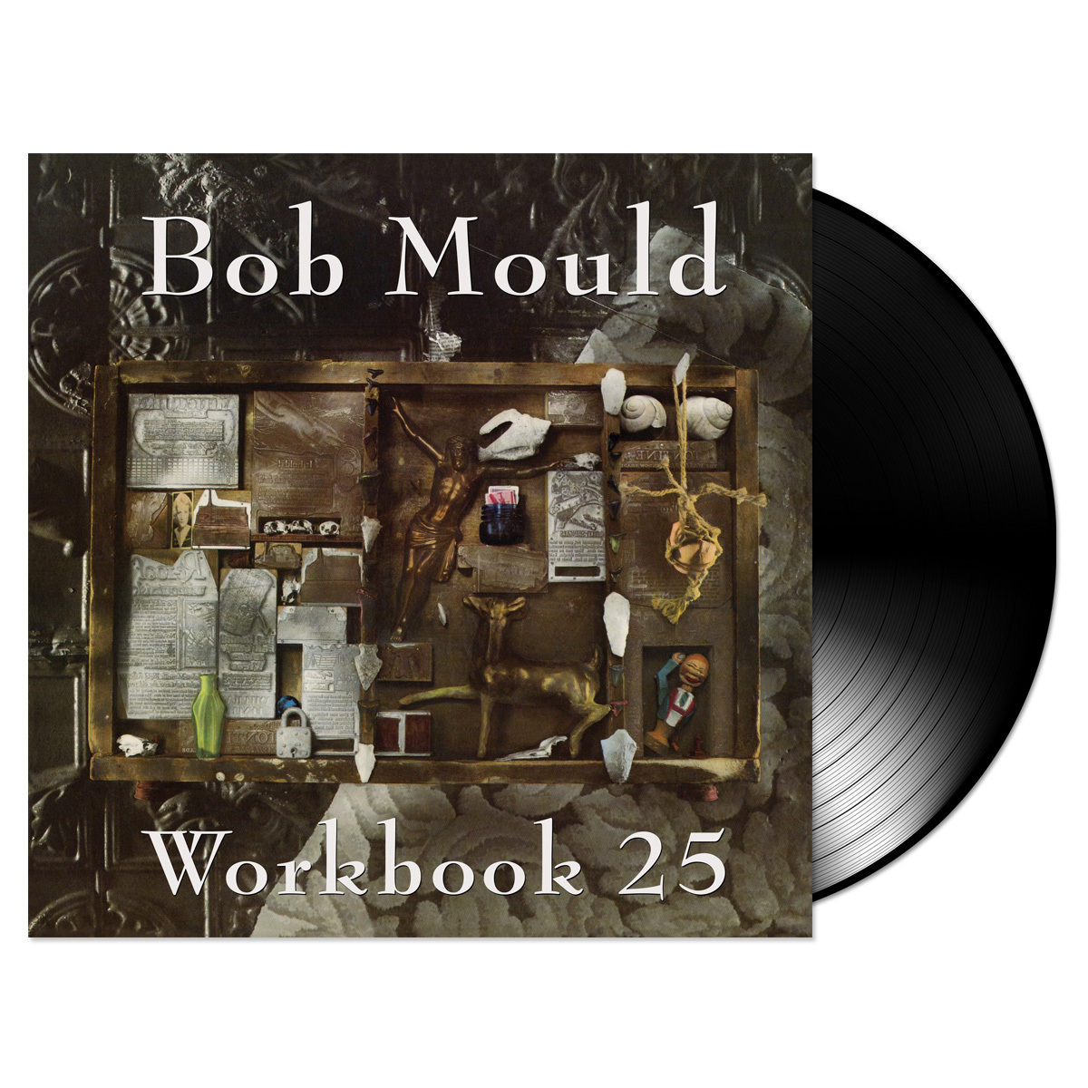 Bob Mould - Workbook LP
