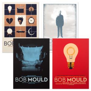 Bob Mould Poster Combo