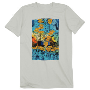 Bob Mould Cartoon Tee